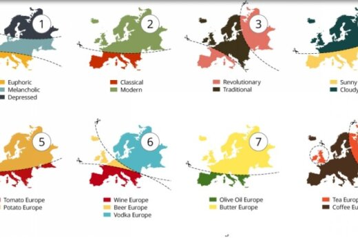20 sposobów na podział Europy