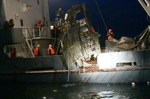 М.Солонин. Почему результат падения Ту-154 так не похож на все прочие подобные аварии?