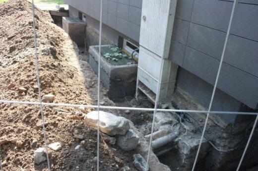 Atliekant renovacija stengiamasi užtikrinti jos kokybę