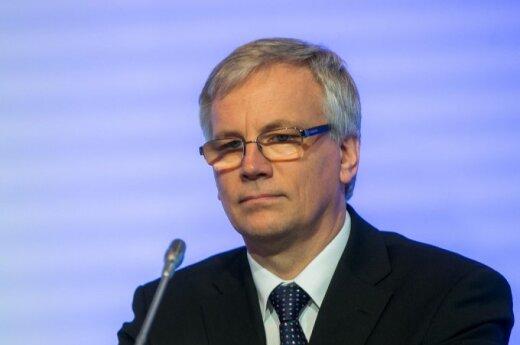 Finance Minister Rimantas Šadžius
