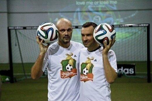 В Рио-де-Жанейро представлен официальный мяч ЧМ-2014
