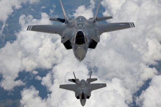 Dėl Rusijos grėsmės Norvegija ginkluojasi