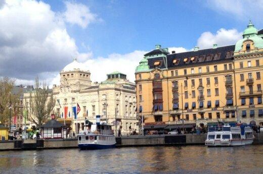 Pigūs rūbai ir milžiniška alga likti Švedijoje nesuviliojo