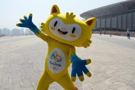 2016 metų Rio de Žaneiro olimpinių žaidynių talismanas Vinicius