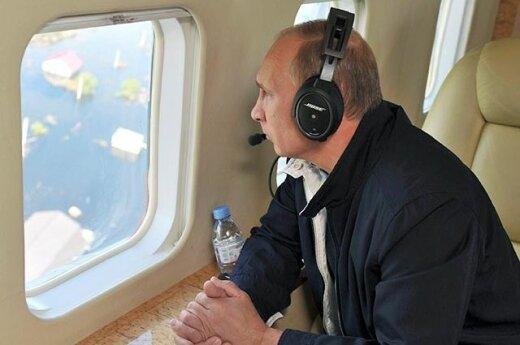 Путин велел ограничить цены на энергию и транспортные перевозки на Дальнем Востоке