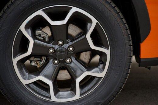 Первые изображения Subaru WRX Concept попали в Cеть