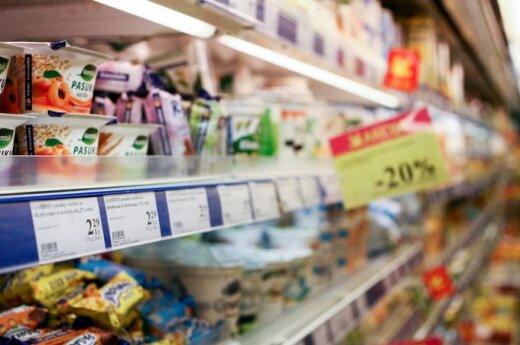 Продукты иногда дешевеют и в Литве