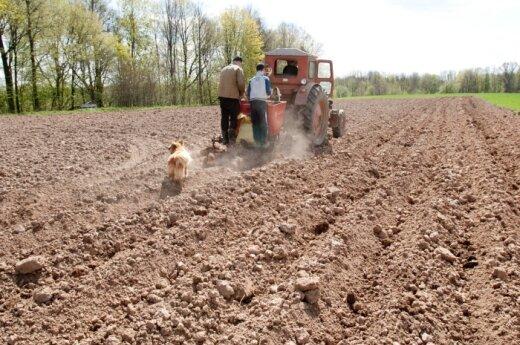 Prieš Seimo narius stojęs ūkininkas: seniai svajojau pasakyti viską, ką galvoju