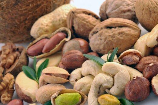 Ореховая диета: в чем ее эффективность