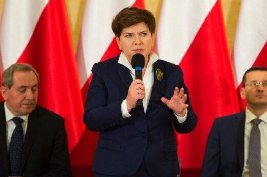 Beata Szydło. Fot. P. Tracz / KPRM