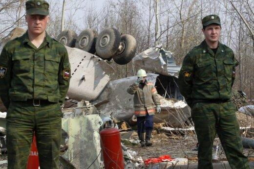 Польский суд: самолет Качиньского разбился под Смоленском не из-за взрыва