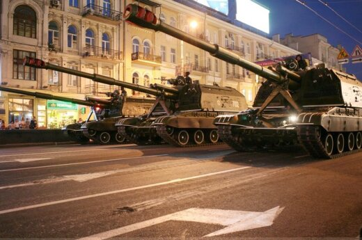 Украина сотрудничает с НАТО для модернизации армии