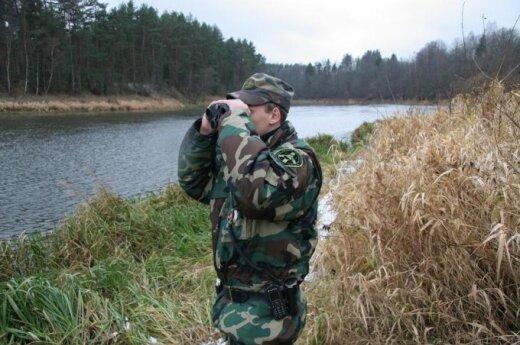 На границе с Беларусью усиливается контроль