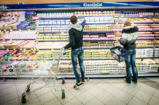 80% of Lithuanians supported supermarket boycott action