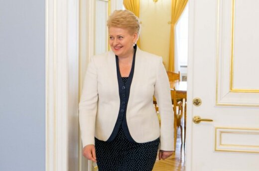 President Grybauskaitė: Gazprom will no longer be able to dictate prices to Lithuanian