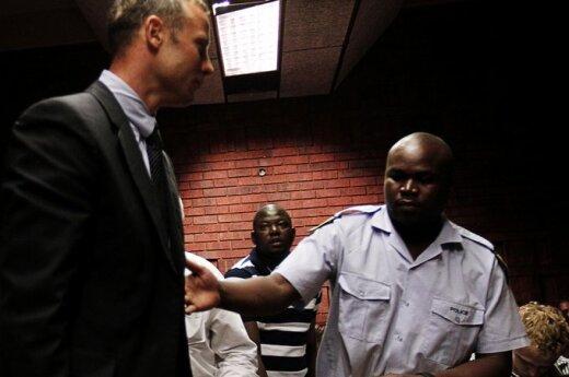 Oscaro Pistorius teismas