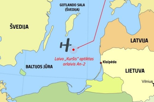 Rescuers locate floating object in Baltic Sea that might be related to An-2 crash