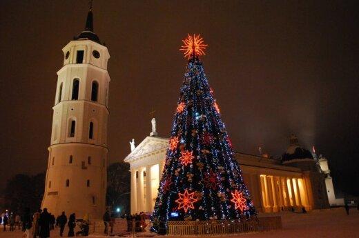 Pirmieji eglę papuošę rygiečiai Lietuvą aplenkė 400 metų