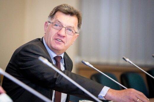 Butkevičius: Imię kandydata na prezydenta tylko w następnym roku