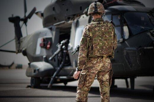 Wyjście z Afganistanu byłoby niepotrzebną manifestacją