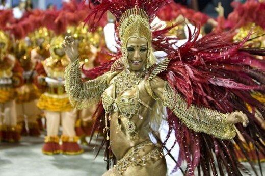 Rio de Žaneiro karnavalas