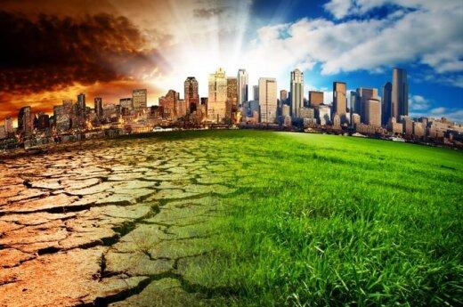 """СМИ: к 2100 году """"взбесившийся климат потрясет Землю"""""""