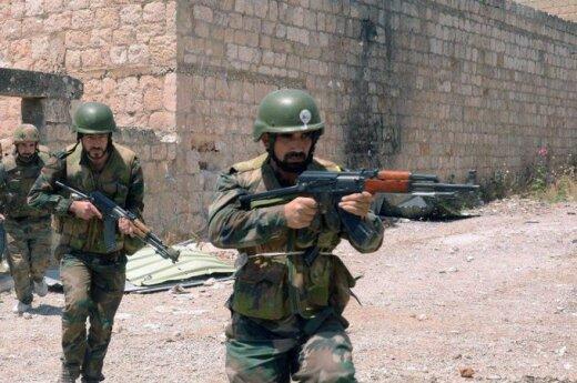 Британский спецназ начал операцию в Сирии — собирает данные о химоружии