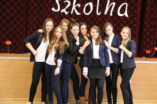Moda szkolna, fot. Tomasz Jabłoński