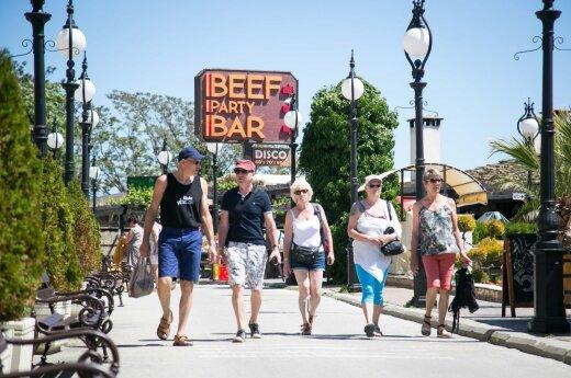 Сотни российских туристов застряли в Болгарии
