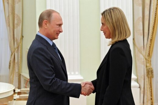 "Lithuania's Andriukaitis praises Mogherini's plan for Russia as ""constructive"""