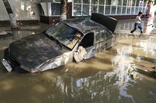 Rosja: Liczba ofiar powodzi na Kubaniu przekroczyła 170 osób