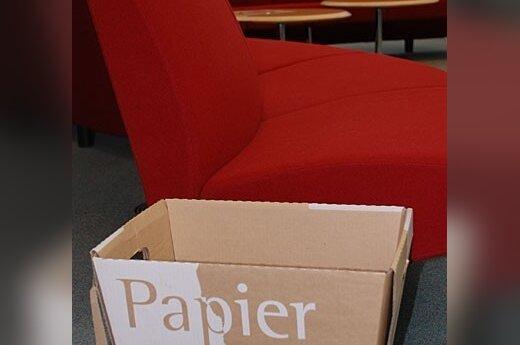 Кризис уложил бумажную фабрику на лопатки