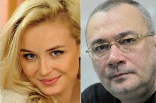 Полина Гагарина прокомментировала отношения с Константином Меладзе