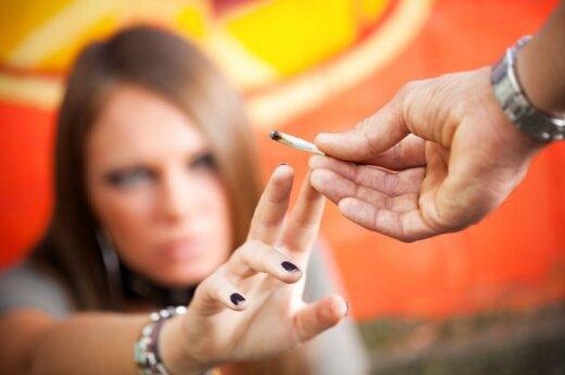 Zażywamy mniej narkotyków