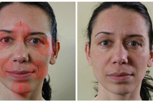 Ar įmanoma mankštinant veidą atjaunėti per 30 dienų? Pasirodo, kad taip