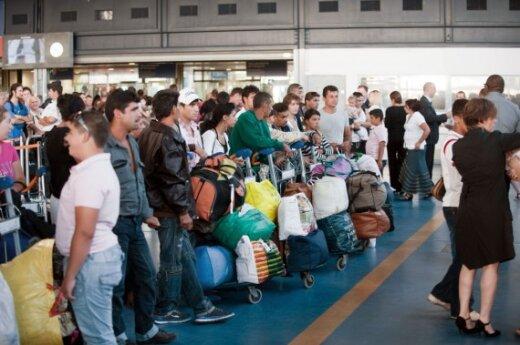 ЕС оштрафует Францию за высылку цыган