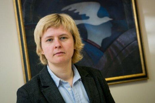 D. Jakniūnaitė. Lietuvos užsienio politika: girdima, bet siaura ir negatyvi