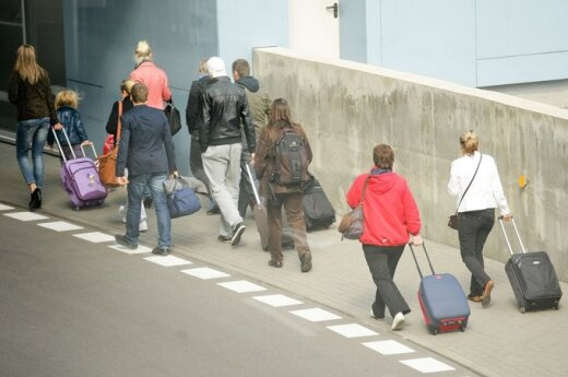 Z Litwy emigruje przede wszystkim młodzież