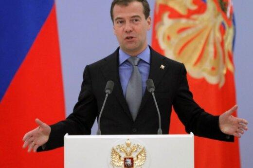 Медведев прочел письмо Лужкова уже после увольнения