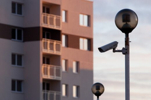 Former mayor calls for more CCTV cameras in Vilnius