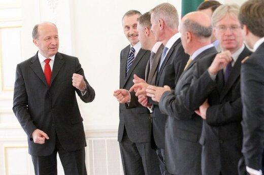 Andrius Kubilius ir ministrų kabinetas