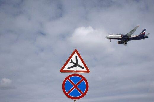Россия в ответ на санкции может запретить транзитные полеты для ЕС