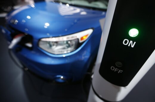 Alternative fuel cars sold in Lithuania one of lowest in EU