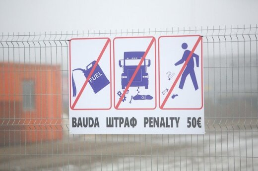 Беларусь грозит ограничениями на импорт - Литву это не пугает