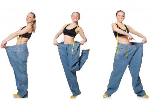Trys patarimai, kuriais dalijasi svorio numetusios moterys