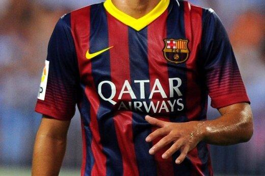 """Barcelona"" klubo marškinėliai"