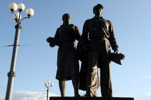 Вильнюсу разрешили демонтировать скульптуры с Зеленого моста