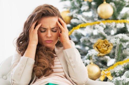 Kaip išvengti kalėdinio streso?