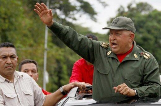 Rosja: W Moskwie pojawi się ulica Hugo Chaveza