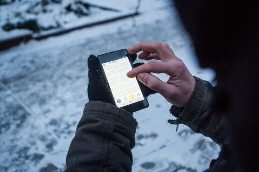 Patentuojama naujovė, sukelsianti mobiliojo interneto revoliuciją